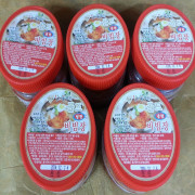 [ 보리촌푸드 / 식당도매몰 ] 보리촌비빔냉면양념장 / 냉면양념장 1.8kg * 4통